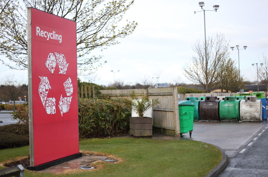 Recycling and other services