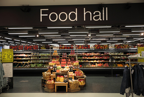M&S Foodhall at Brooklands